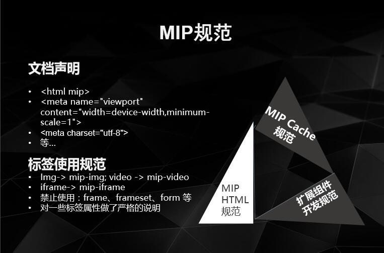 MIP规范