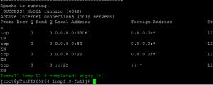 linux怎么安装lamp建站环境